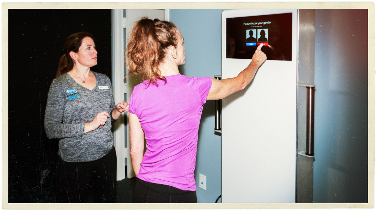 Quantitative measurements to assess fitness