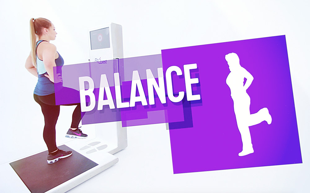 Balance and strength training key to falls prevention