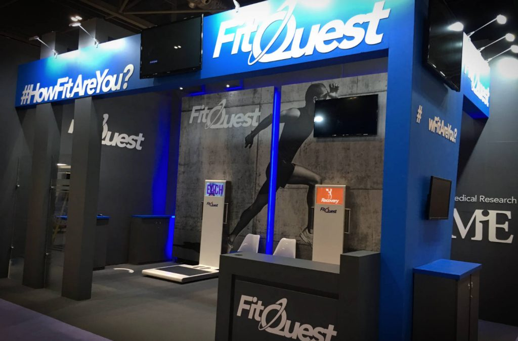 FitQuest showcases FitQuest BIA at Elevate