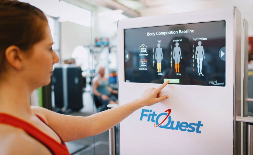 FitQuest Body Composition
