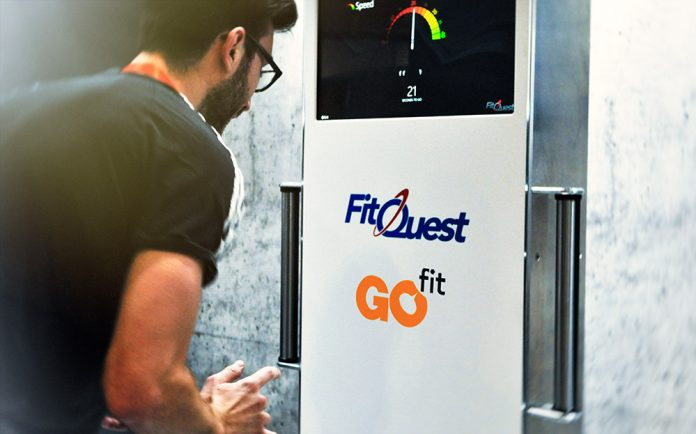 GO Fit Teams up with FitQuest