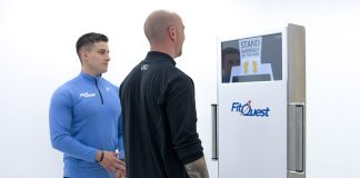 FitQuest introduces innovative new body composition technology