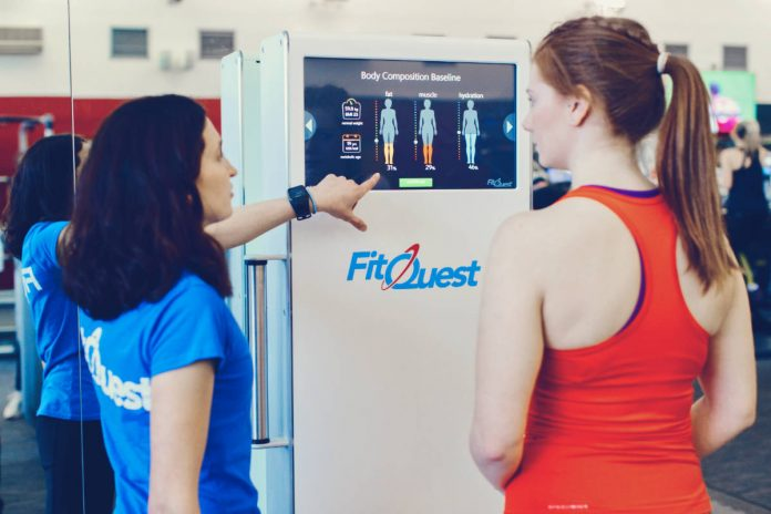 FitQuest; bringing unrivalled fitness measurement to support people on their health and fitness journeys to achieve their goals