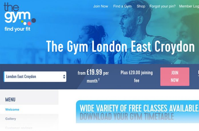 the gym east croydon