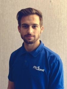 Introducing Aidan Smith, FitQuest's resident sports scientist supporting our partners