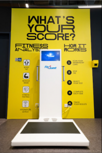 FitQuest testing features as a key member benefit