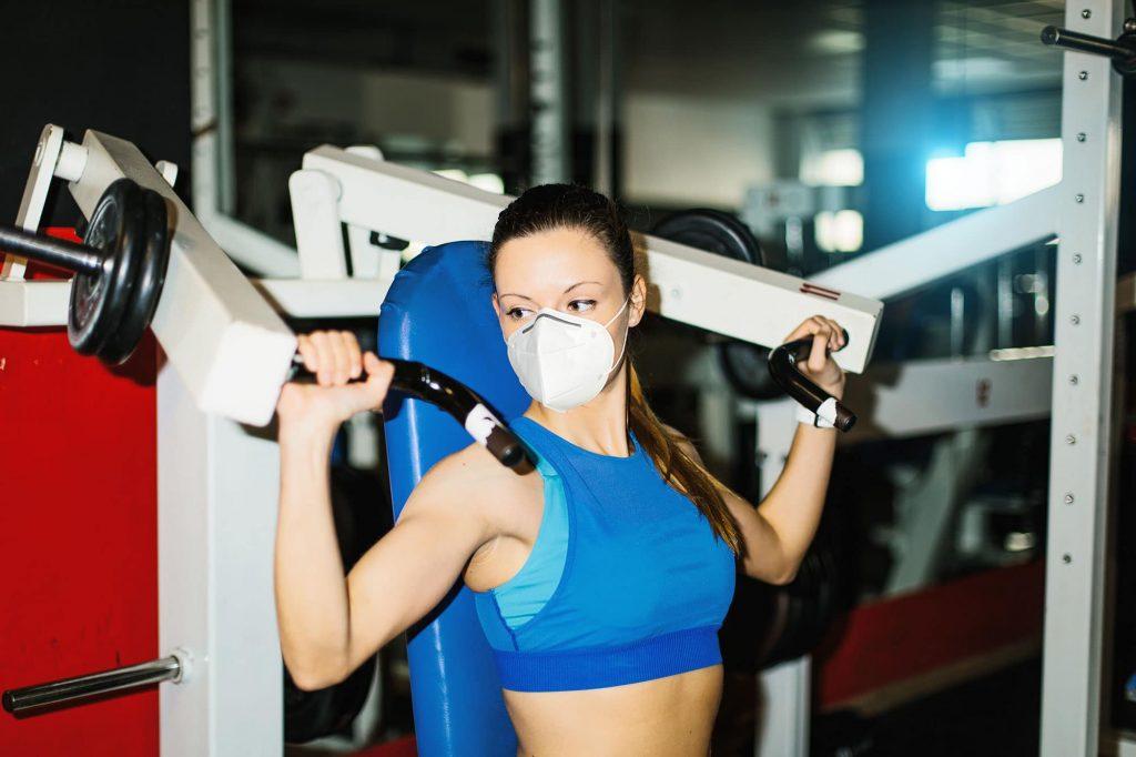 UK fitness facilities open their doors