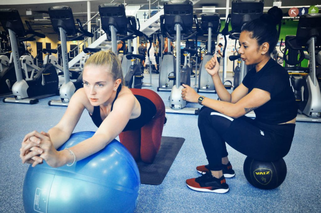 FitQuest supports tailored programming to support goal achievement