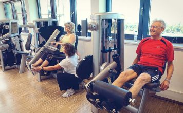 FitQuest installed as part of a healthcare package