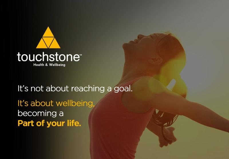 touchstone website homepage