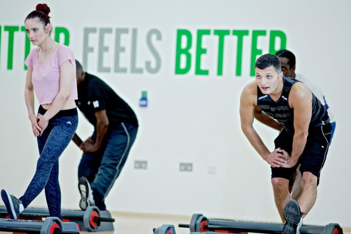 GLL launch pilot project with FitQuest